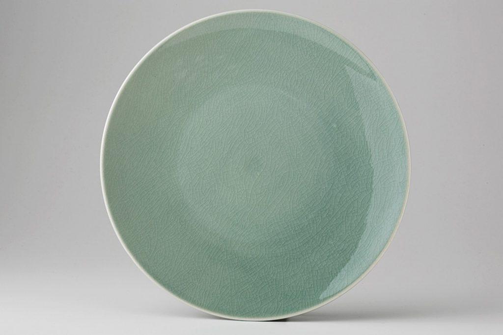 クレイズ青 6吋デザートプレート