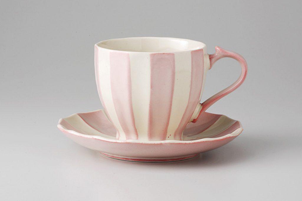 クリームサーカス 碗(ピンク)