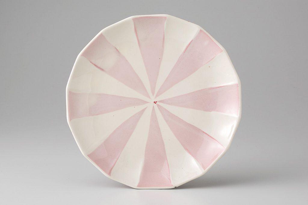 クリームサーカス 5.5皿(ピンク)