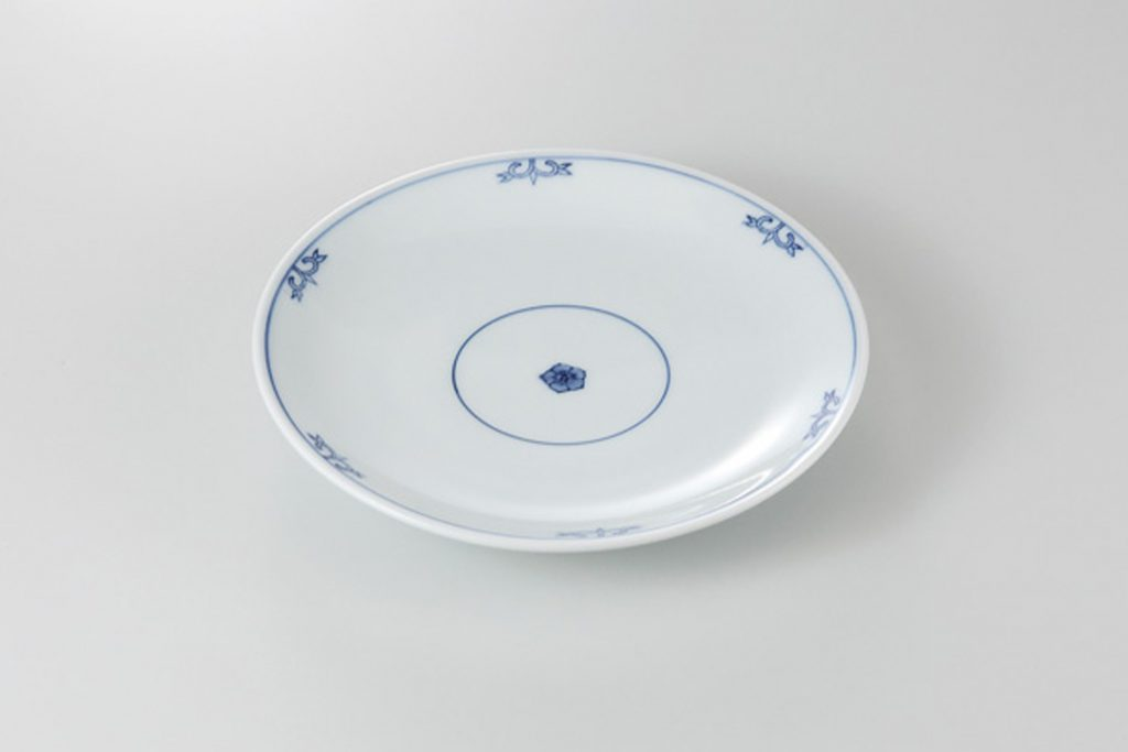 ゴス小紋 6.0皿