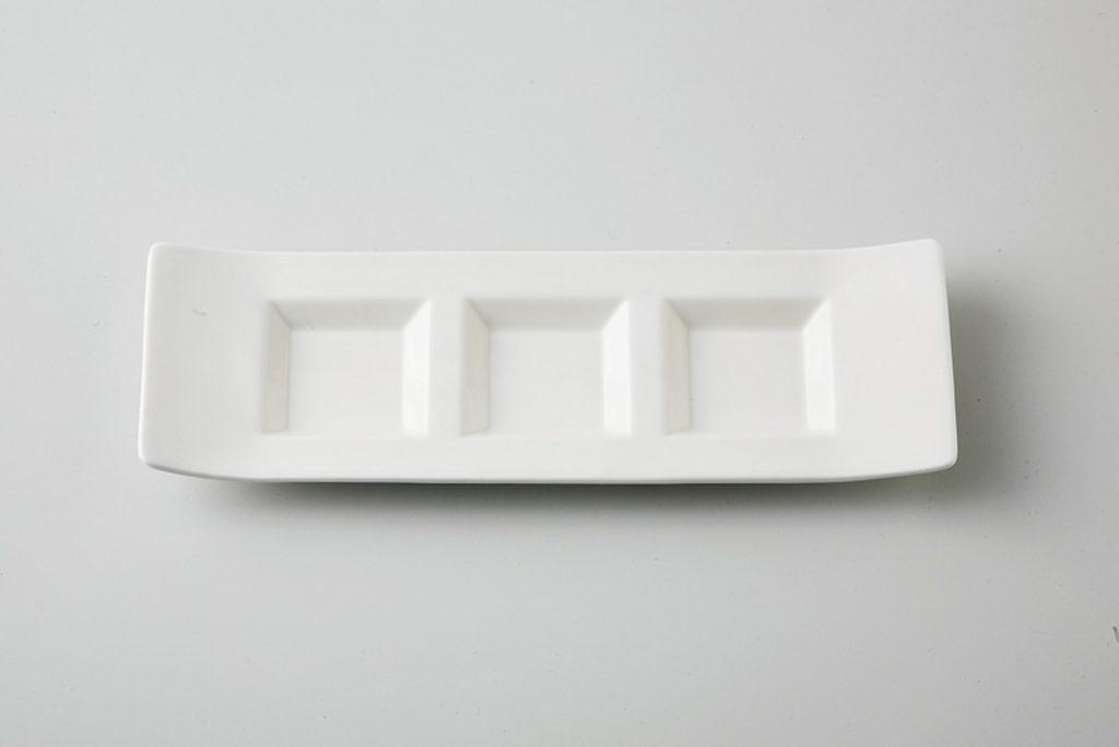 白 スリープレート