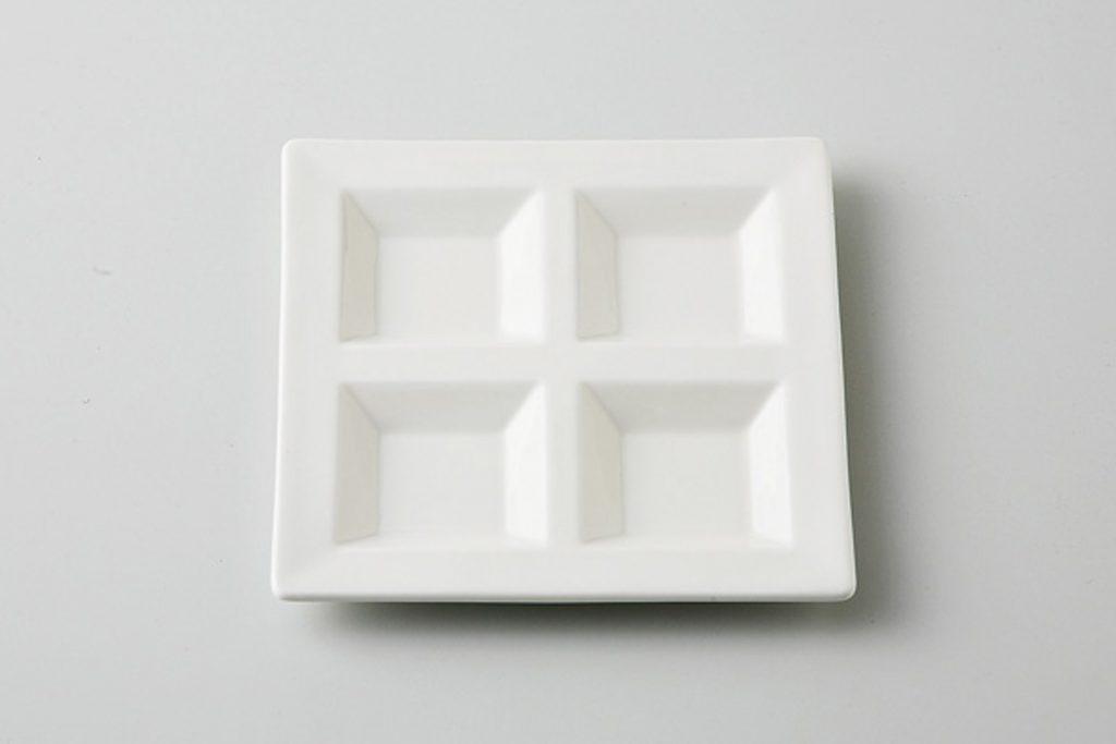 カルテット 四ツ切皿