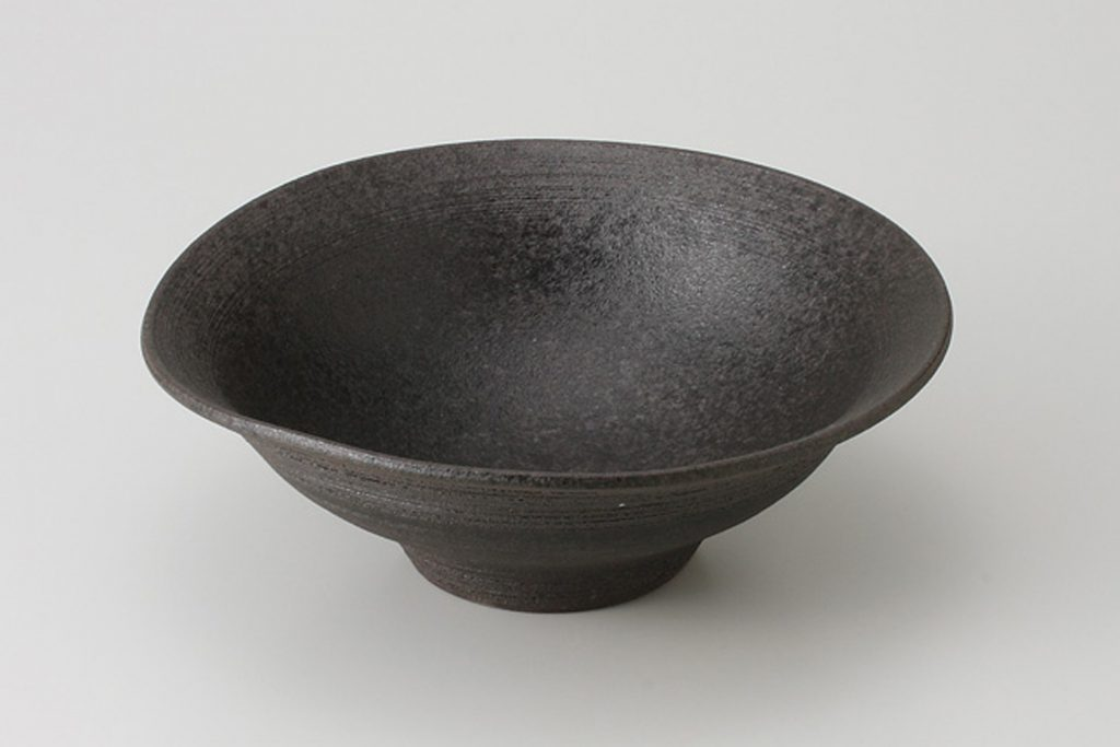 炭化黒 8.0盛鉢