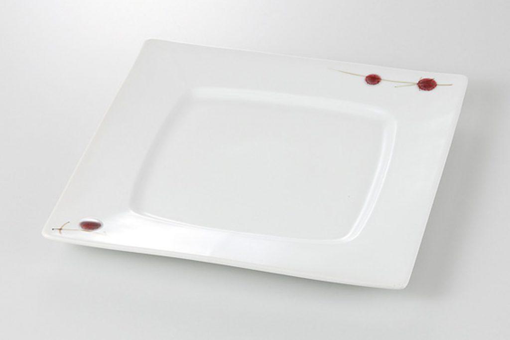 紅玉 8.0角前菜皿