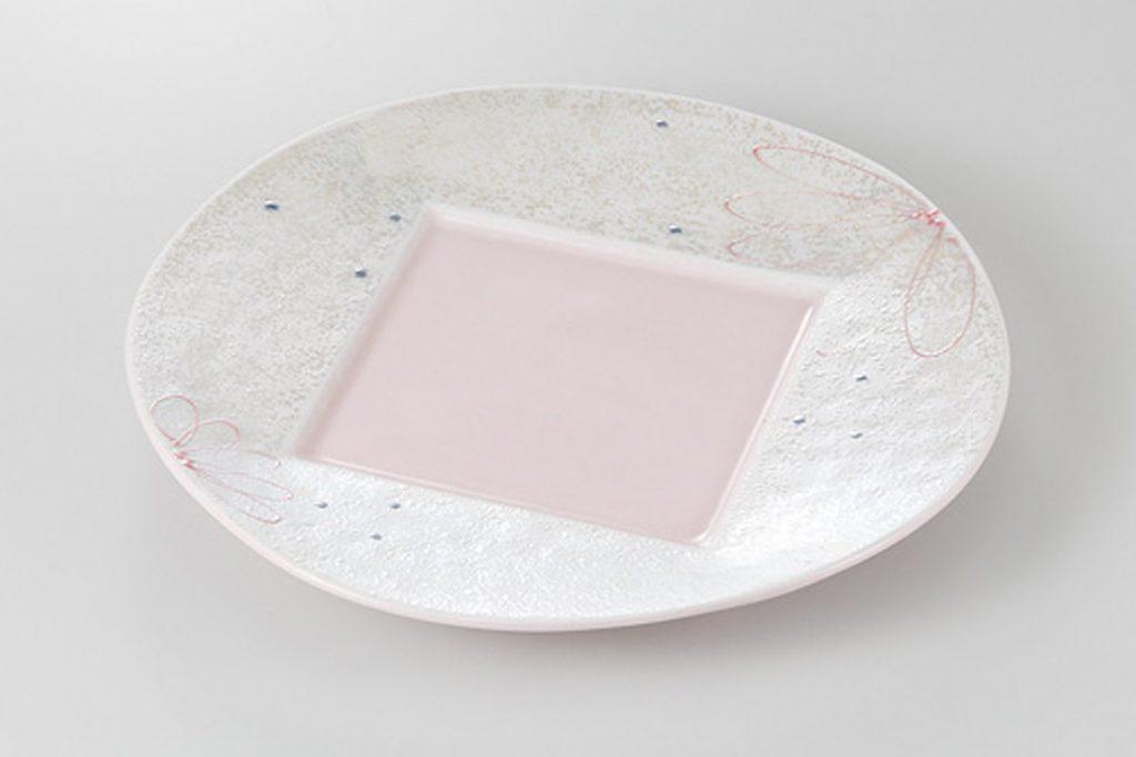 一珍花紋 前菜皿