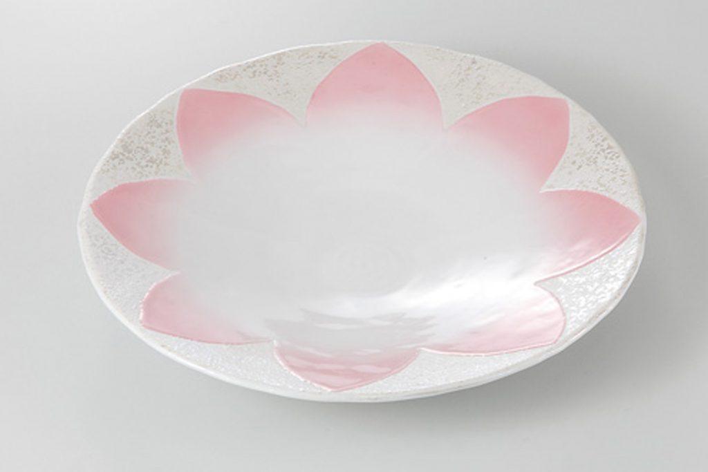 ピンクイオン 8.0丸皿