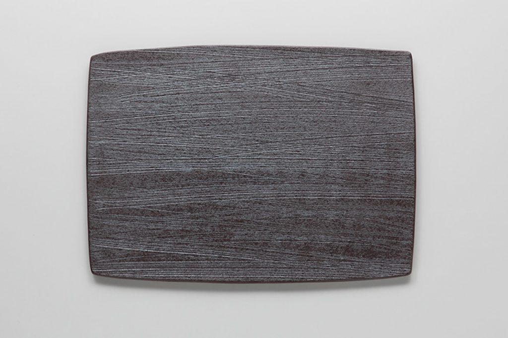 炭化黒 陶板M