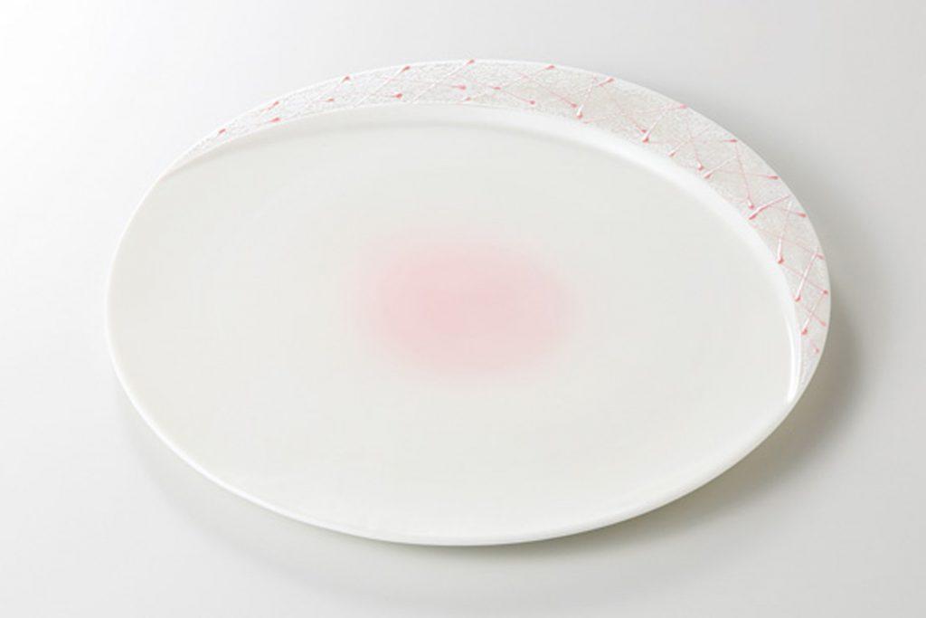 ピンク一珍 前菜皿
