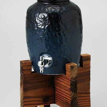 藍彩 一升焼酎サーバー